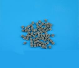 工程塑料PA6 加纤尼龙 灰色