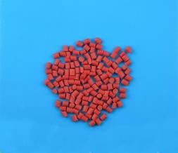 工程塑料PA6阻燃V0 红色